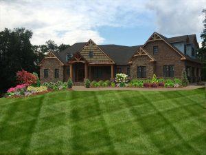 Custom Landscaped Design - Hickory, NC