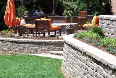 Retaining Walls Growing Edge Landscaping